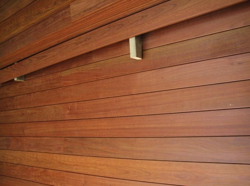 21 x 145mm Ipe Decking hidden fix