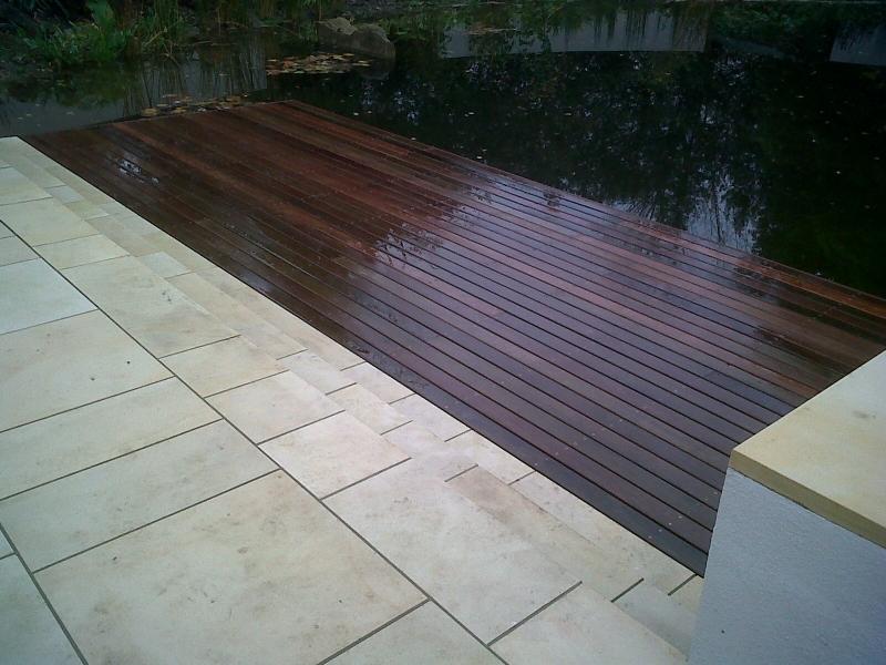 Ipe 19 x 90mm Hardwood Decking