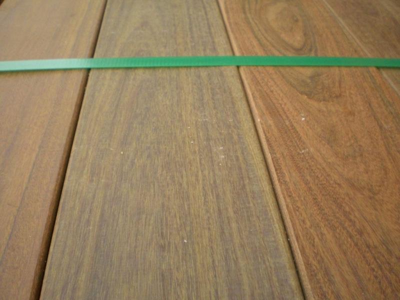 Ipe 21 x 145mm Hardwood Decking